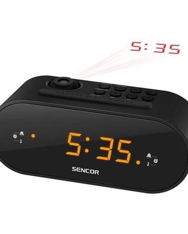 Rádiobudík Sencor SRC 3100 B čierny