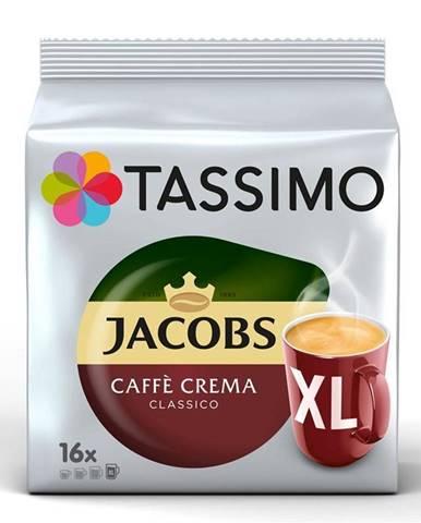 Kapsule pre espressa Tassimo Jacobs Café Crema XL 16ks