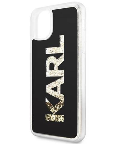 Kryt na mobil Karl Lagerfeld Glitter na Apple iPhone 11 Pro Max