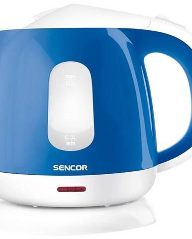Rýchlovarná kanvica Sencor SWK 1012BL  modr