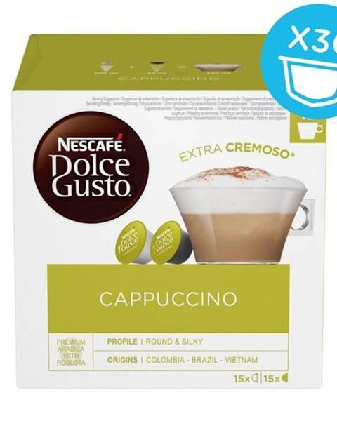 Nescafé NescafÉ Dolce Gusto® Cappuccino kávové kapsule 30 ks