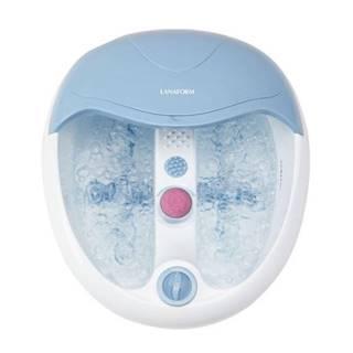 Masážny prístroj Lanaform LA110412 BubbleFootcare biely/modr