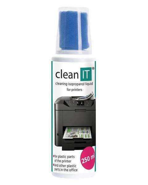 Clean IT Čistiaca sada Clean IT roztok na plasty Extreme s utěrkou, 250ml