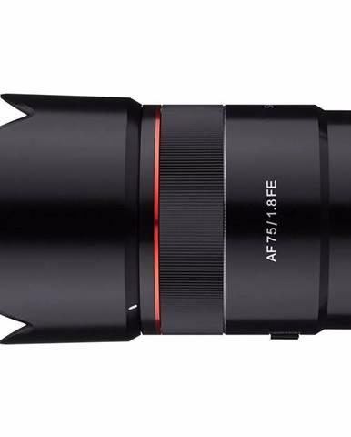 Objektív Samyang AF 75 mm f/1.8 Sony FE čierny