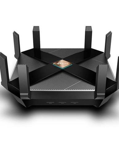 Router TP-Link Archer AX6000 čierny