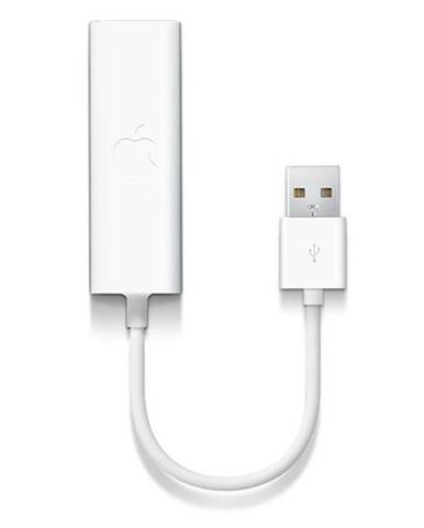 Sieťová karta Apple USB Ethernet biela