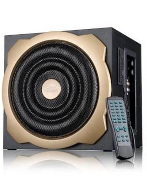 Fenda F&D Reproduktory Fenda F&D A520U 2.1, radio, USB, SD, dálkové ovládání