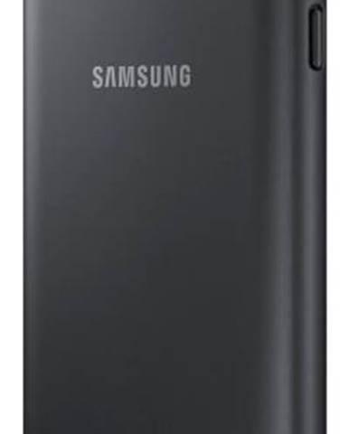 Kryt na mobil Samsung Dual Layer Cover na J7 2017 čierny