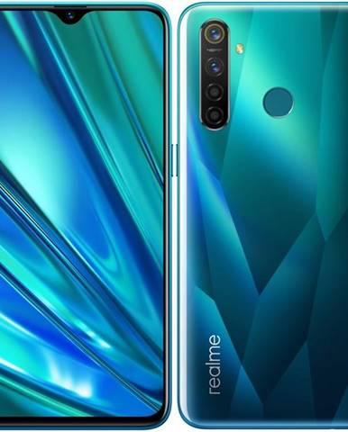 Mobilný telefón realme 5 Pro 8GB/128GB Dual SIM zelený
