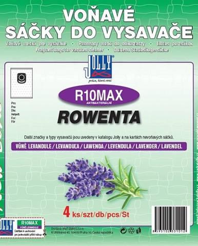 Sáčky pre vysávače Jolly MAX R 10 lavender perfume