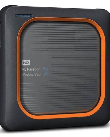 Sieťové úložište Western Digital My Passport Wireless SSD 1TB