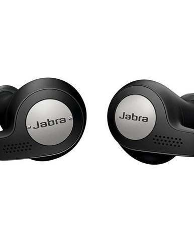 Slúchadlá Jabra Elite 65t Active čierna/strieborná