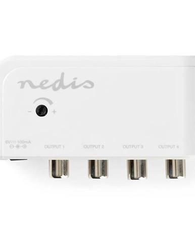 Zosilňovač Nedis Catv, Max. zesílení 10 dB, 50–790 MHz, 4 Výstupy,