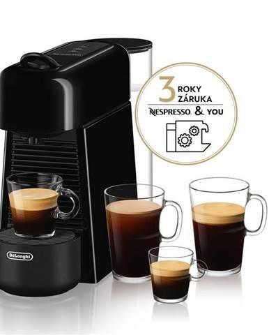 Espresso DeLonghi Nespresso Essenza Plus EN200.B čierne