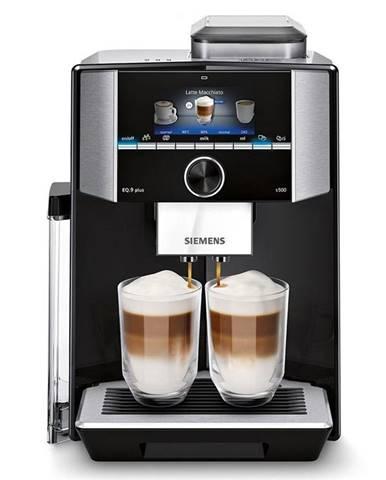 Espresso Siemens Ti955209rw čierne