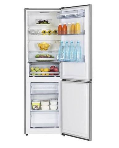 Kombinácia chladničky s mrazničkou Hisense Rb400n4bc3 nerez