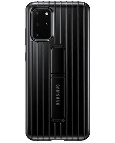 Kryt na mobil Samsung Standing Cover na Galaxy S20+ čierny