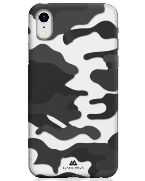 Black Rock Kryt na mobil Black Rock Camouflage Case na Apple iPhone XR čierny