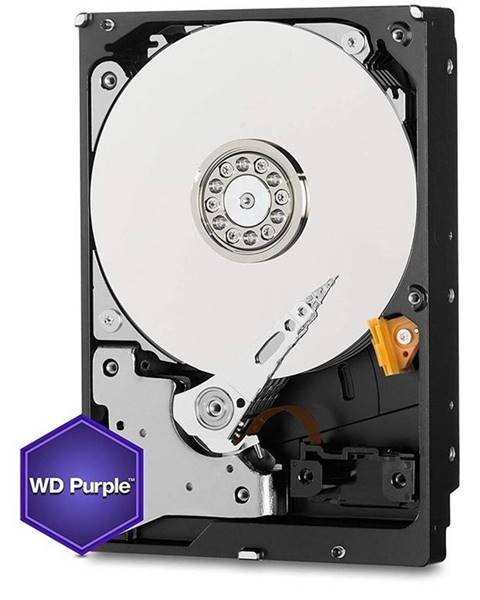 "Western Digital Pevný disk 3,5"" Western Digital Purple 2TB"
