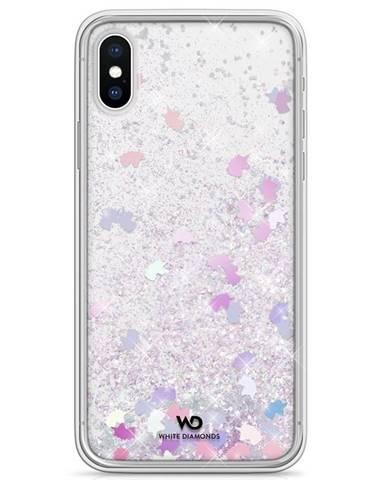 Kryt na mobil White Diamonds Sparkle na Apple iPhone X/Xs -