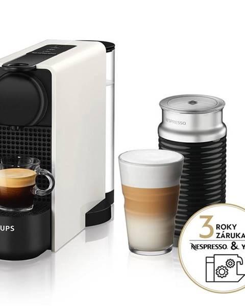 Krups Espresso Krups Nespresso Essenza Plus XN511110 & Aeroccino