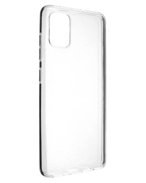 FIXED Kryt na mobil Fixed na Samsung Galaxy A51 priehľadný