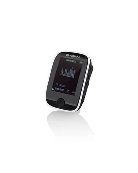 GoGEN MP3 prehrávač Gogen MXM 421 GB16 BT čierny/biely