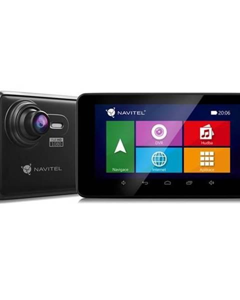 Navitel Navigačný systém GPS Navitel RE900 Lifetime, s kamerou čierna