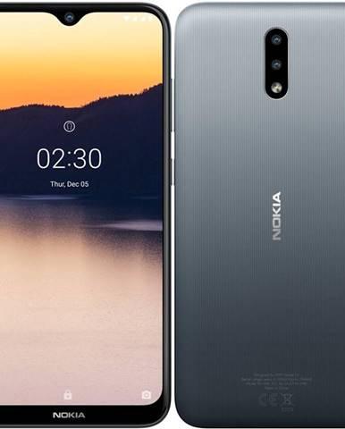 Mobilný telefón Nokia 2.3 sivý