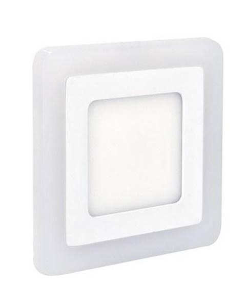 Solight LED panel Solight čtverec, 245 x 245 mm, 18W + 6W, 1530lm biely