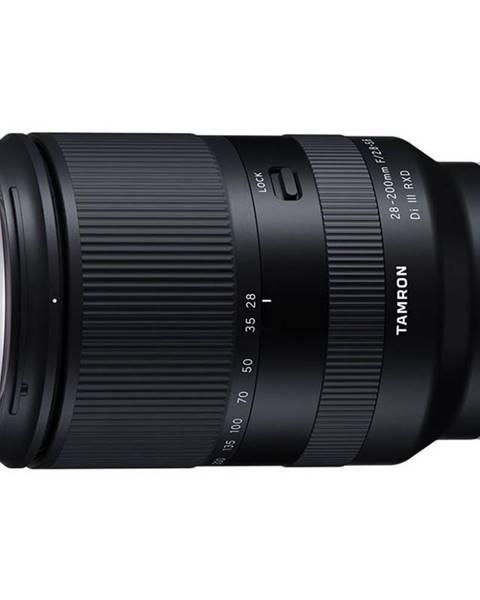 Tamron Objektív Tamron 28-200mm F/2.8-5.6 Di III RXD pro Sony FE čierny