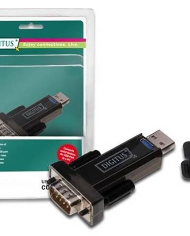 Redukcia Digitus RS-232 / USB