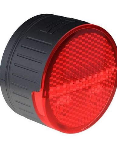 Lampáš SP Connect Round LED Safety Light červená