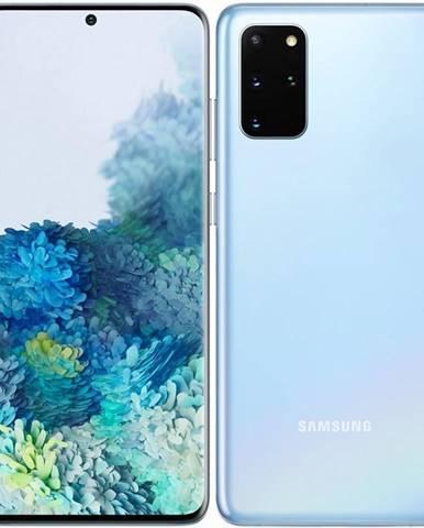 Mobilný telefón Samsung Galaxy S20+ modrý