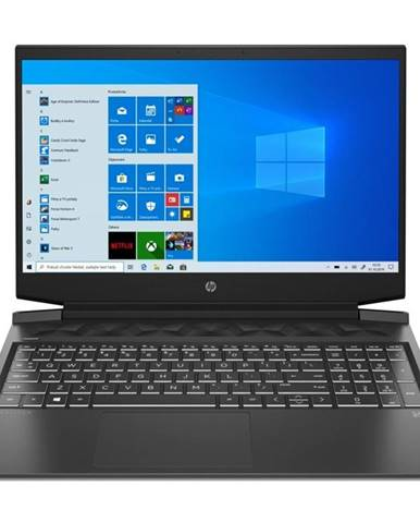 Notebook HP Pavilion Gaming 16-a0003nc - Shadow Black