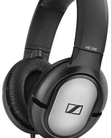 Slúchadlá Sennheiser HD 206 čierna