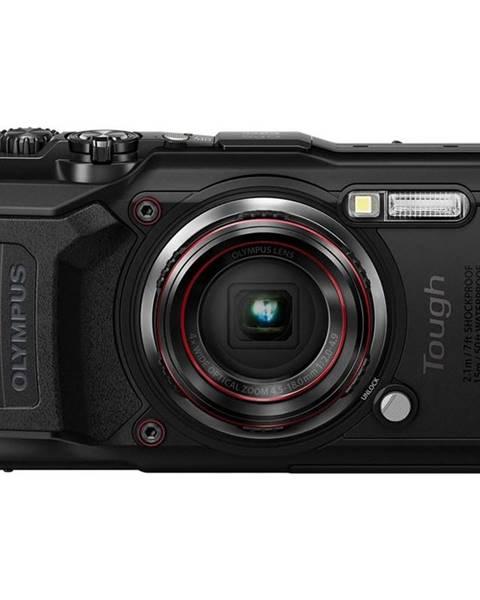 Olympus Digitálny fotoaparát Olympus TG-6 čierny