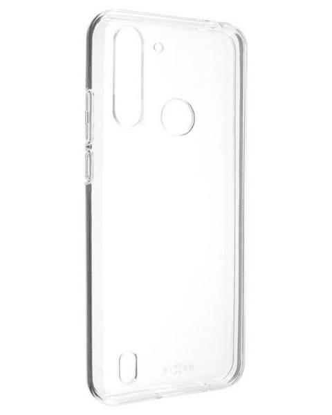 FIXED Kryt na mobil Fixed na Motorola Moto G8 Power Lite priehľadný