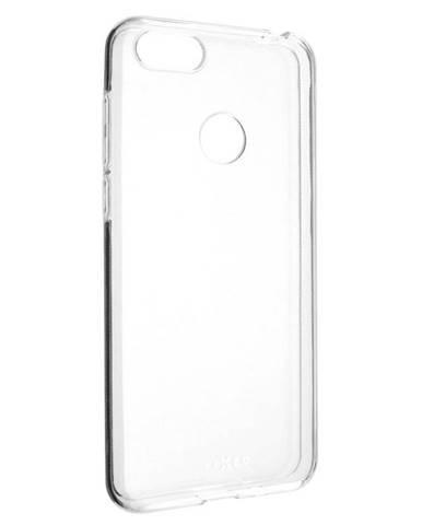Kryt na mobil Fixed Skin na Motorola Moto E6 Play priehľadný