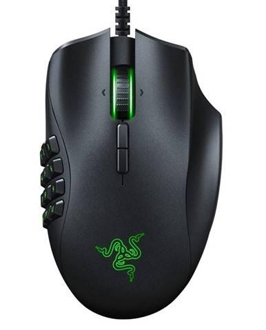 Myš  Razer Naga Trinity čierna