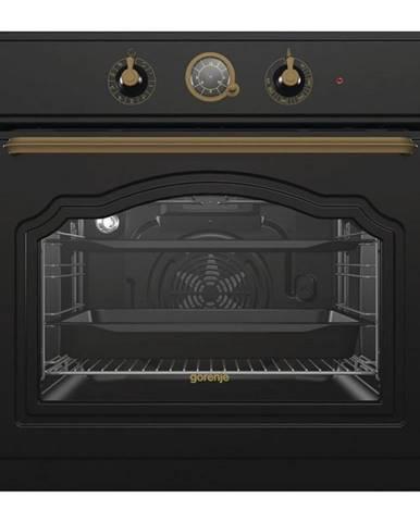 Rúra Gorenje Retro Bo7530clb čierna