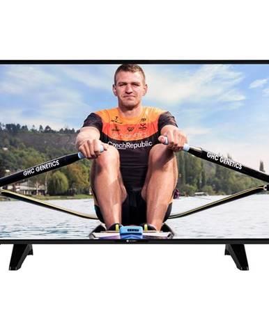 Televízor Gogen TVH 32P452T čierna