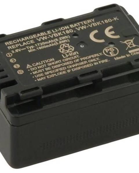Avacom Batéria Avacom Panasonic VW-Vbk180e-K Li-Ion 3.6V 1720mAh 6.2Wh