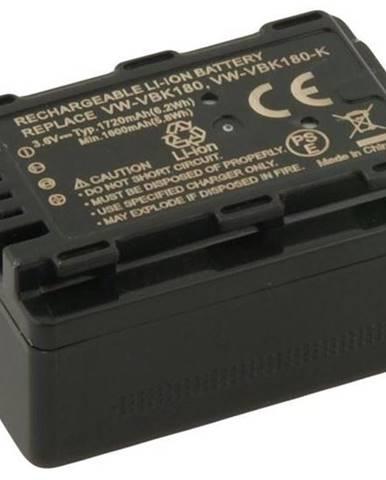 Batéria Avacom Panasonic VW-Vbk180e-K Li-Ion 3.6V 1720mAh 6.2Wh
