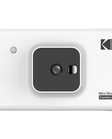 Digitálny fotoaparát Kodak Mini Shot Combo 2 biely