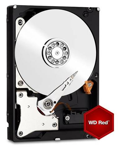 "Pevný disk 3,5"" Western Digital RED 4TB"