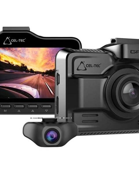 CEL-TEC Autokamera CEL-TEC K4 Dual GPS siv