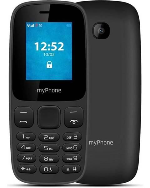 myPhone Mobilný telefón myPhone 3330 čierny