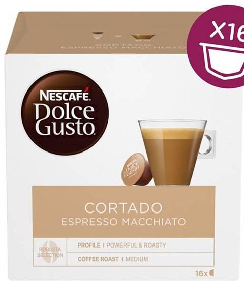 Nescafé NescafÉ Dolce Gusto® Cortado kávové kapsule 16 ks