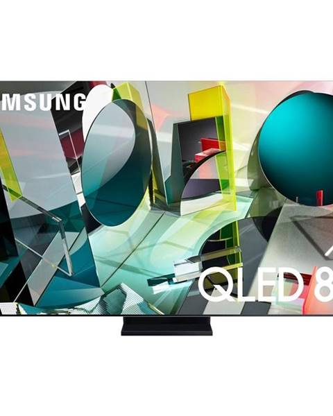 Samsung Televízor Samsung Qe85q950ts čierna